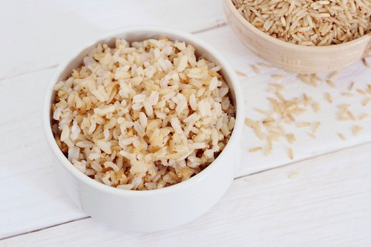 2. Best: Brown Rice