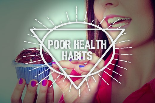 9. Poor Health Habits