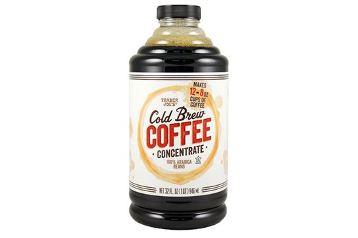 5. Favorite Coffee: Cold-Brew Coffee
