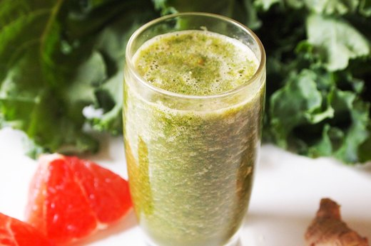 5. Super Immunity Smoothie
