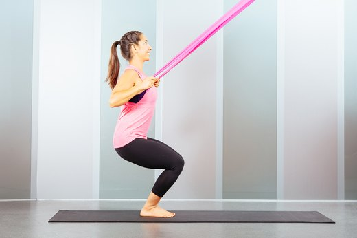 The Ultimate Full-Body Resistance Band Workout