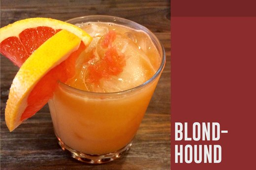 3. Cocktail: BlondHound