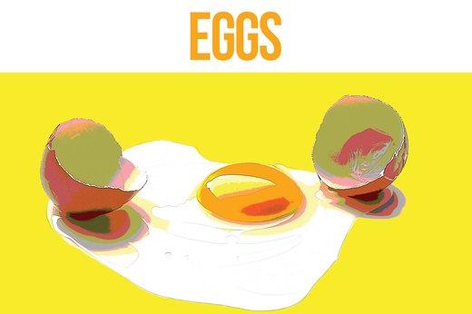 3. Eggs