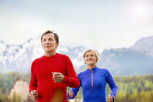 2. Running May Help You Live Longer