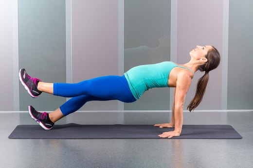 5. Single-Leg Hip Pops