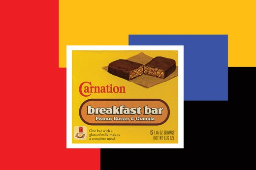 4. Carnation Breakfast Bars
