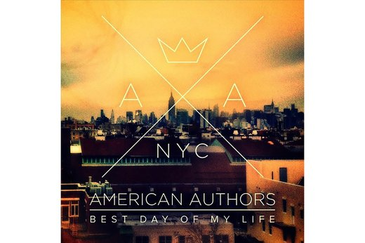 "5. ""Best Day of My Life"" by American Authors"