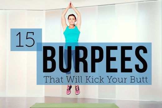 15 New Burpees You Must Try