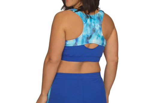 Top Pick: AquaSport Swim Bra Top by JunoActive