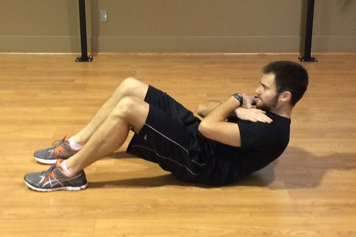 Exercise #3: Crunches