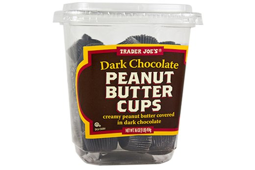 3. Favorite Candy: Dark Chocolate PB Cups