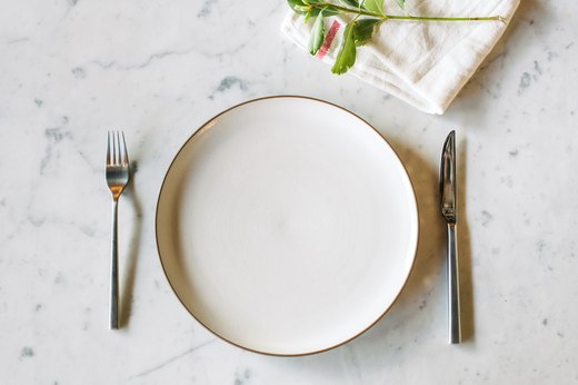 6. Pick Smaller Plates