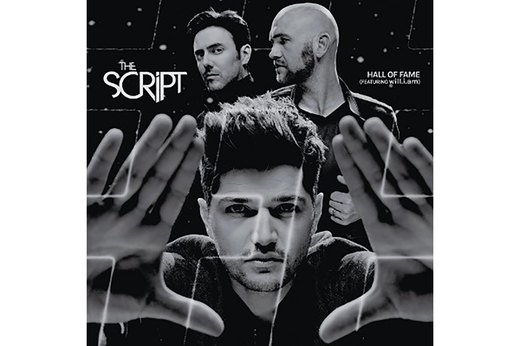 "18. ""Hall of Fame"" by The Script"