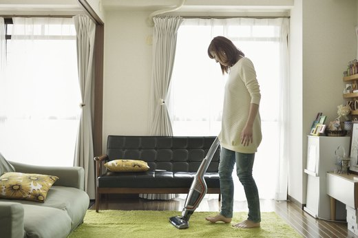 5. It Will Rid Your Home of Allergens