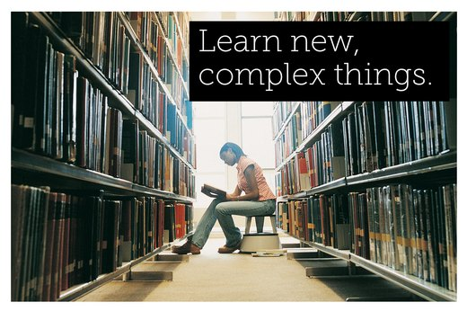 1. Learn Something New and Complex