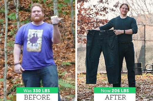 How Matt G. Lost 100 Pounds