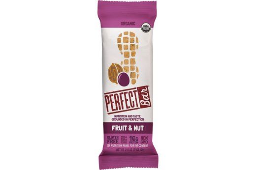 6. Perfect Bar Fruit & Nut