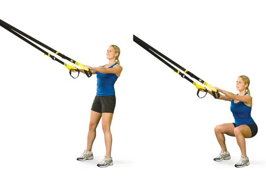 trx machine workout