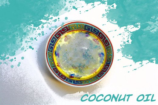 3. Coconut Oil