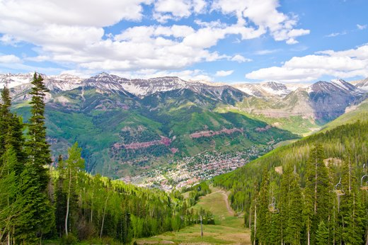 10. MOST ACTIVE — La Plata County, Colorado