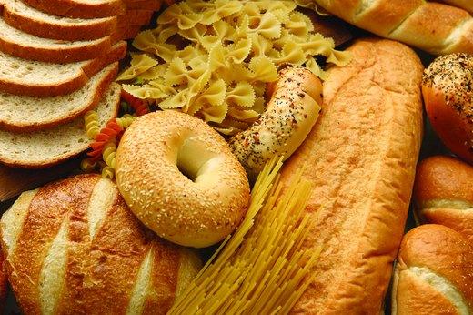 10. Gluten-Heavy Grains