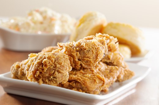 16. Fried Chicken