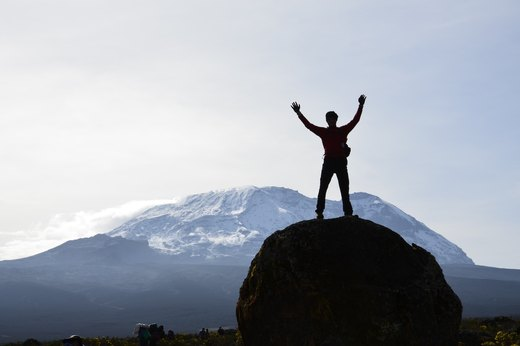 20. Climb Mt. Kilimanjaro (or Another Big Mountain of Your Choosing)