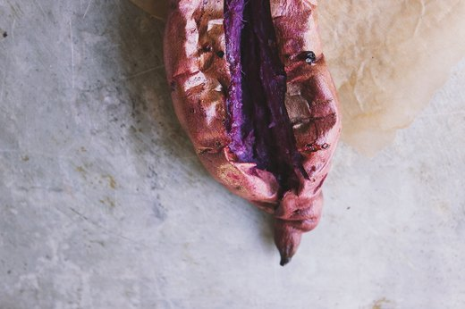 6. Purple Sweet Potatoes