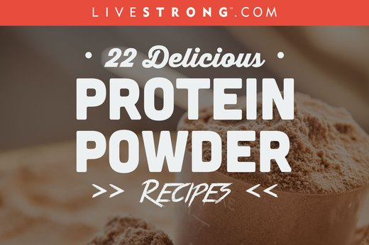 22 Delicious Protein Powder Recipes (That Are NOT Shakes)
