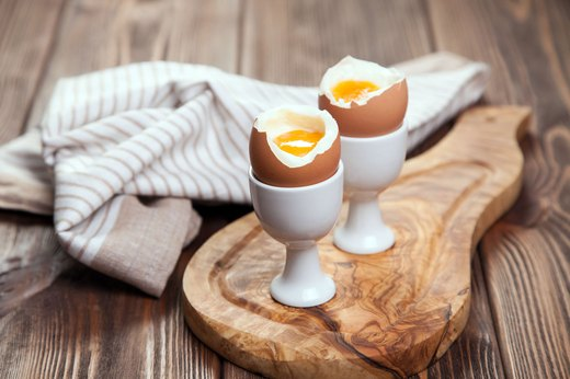 6. Hard-Boiled Eggs