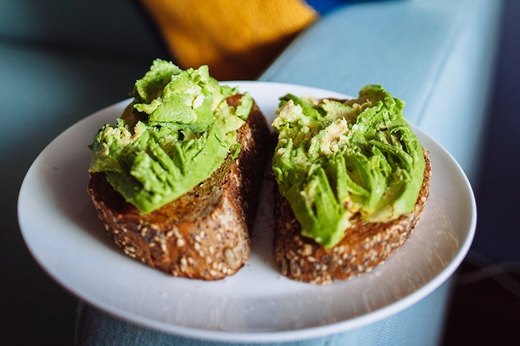 9. Best: Avocados