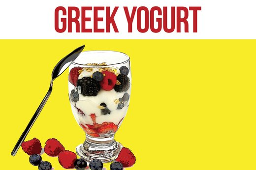8. Greek Yogurt