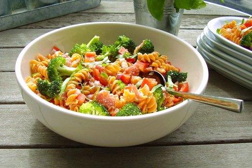 4 Party Pasta Salad