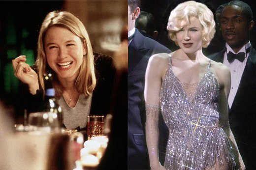 "9. Renée Zellweger, ""Bridget Jones's Diary"""