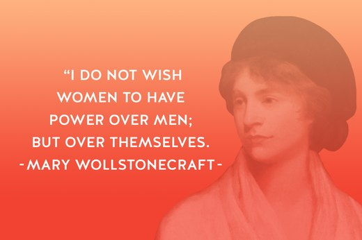 1. Mary Wollstonecraft: Writer, Philosopher, Activist