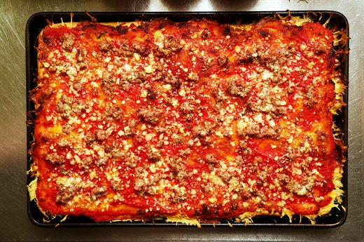 4. Sheet Pan Pizza