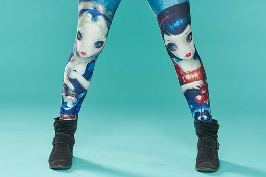 22. Poprageous Leggings
