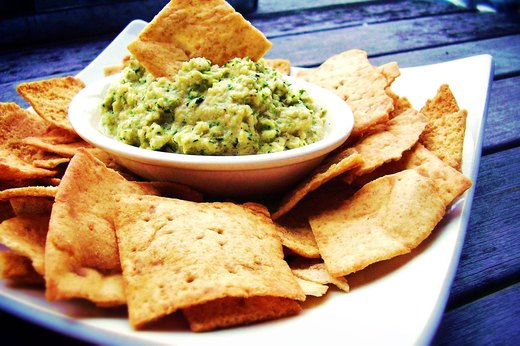 10 Good-for-You Dips and Spreads for the Big Game Gathering
