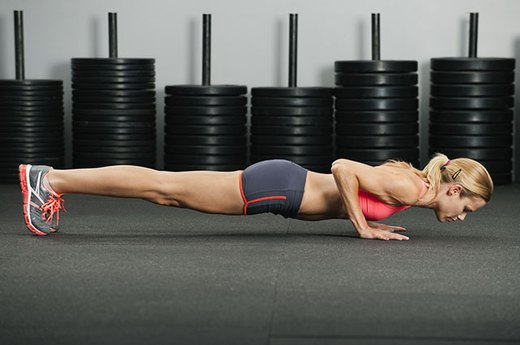 4. Do 20 Perfect Push-Ups