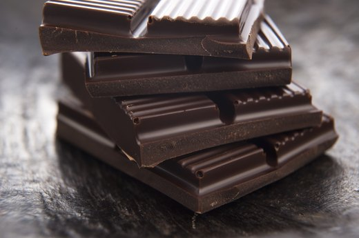 7) Dark Chocolate