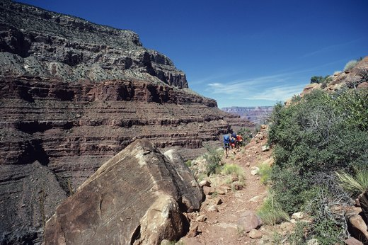 15. The Grand Circle Trail, Grand Canyon