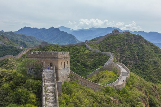 5. Walk Along the Great Wall of China
