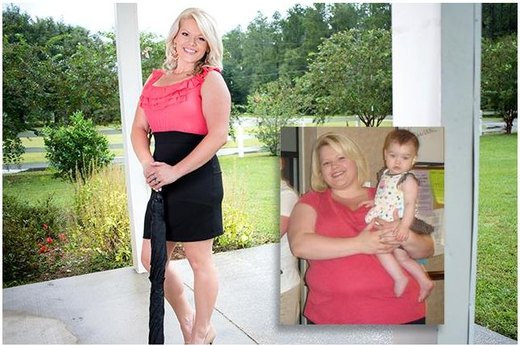 Ashley D. Lost 137 Pounds!
