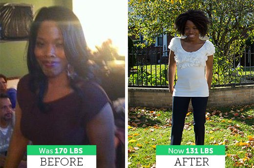 How Julia D. Lost 39 Pounds