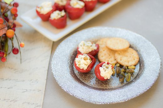 4. Stuffed Hot-and-Sweet Peppers