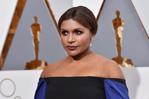 4. Mindy Kaling, actress, producer and director