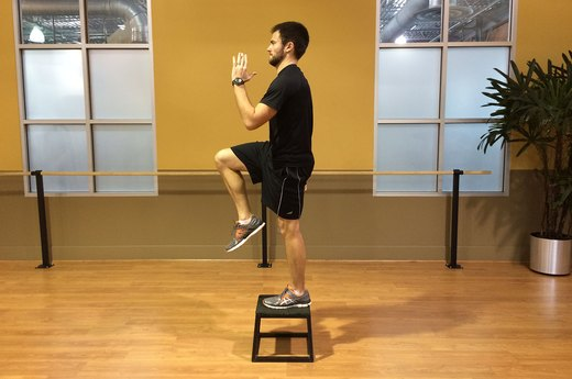 Exercise #5: Step-Ups