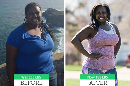 How Sheena G. Lost 67 Pounds