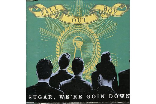 "19. ""Sugar, We're Goin Down"" by Fall Out Boy"