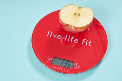 25. Fitlosophy Food Scale